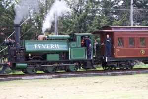 Place Ferrymead Museum on the list of things to do.