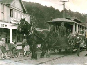 Christchurch Accommodation Historical Sumner's transport