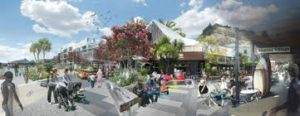 A reinvigorated Sumner Village centre